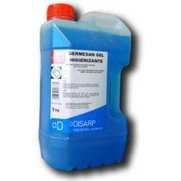 Gel para la limpieza de manos, formulado especialmente para conseguir un secado sin utilizar celulosas o elementos absorbentes. Evapora por si mismo y arrastra la suciedad. Recomendado en colectividades e industria alimentaria.  http://www.ilvo.es/es/product/germesan-gel-h--gel-manos-hidroaocoholico-higienizante-autosecante