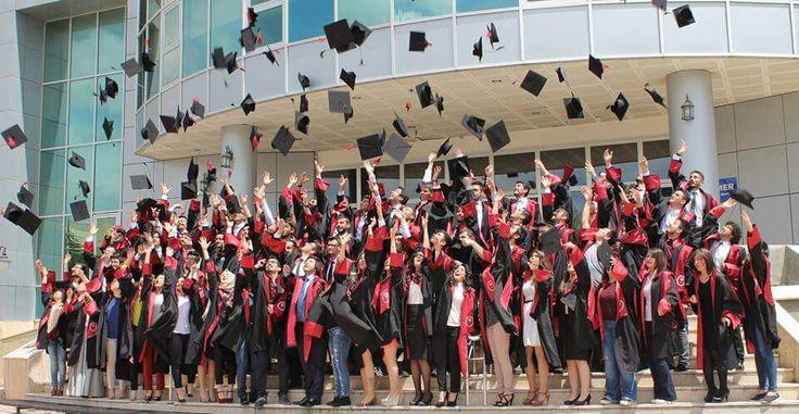 6 yıl sonra attık keplerimizi #selçuk #vet #graduation #caps