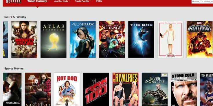 Netflix Instant Thinking About Adding Good Movie
