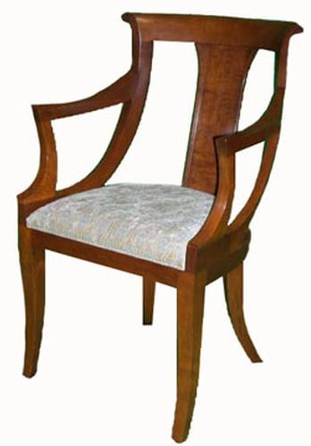 Stickley Furniture   Directoire Arm Chair