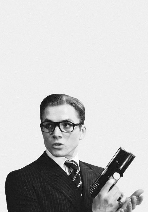 I found Taron Egerton so sexy in Kingsmen: The Secret Service. Can't wait to see more!