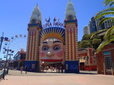 45 best images about luna park sydney on pinterest for Puerta 7 luna park