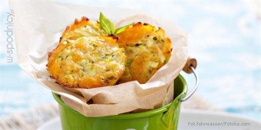 Lekkie i szybkie babeczki warzywne