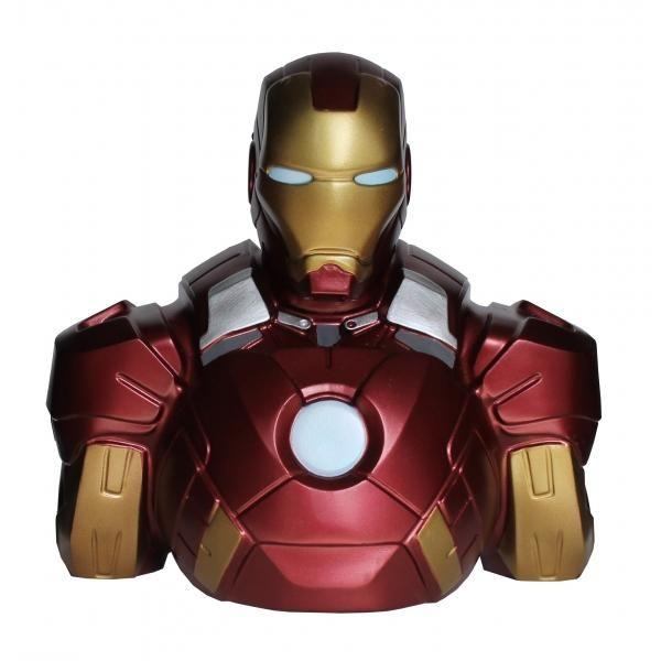 Tirelire en PVC à l'éffigie des super héros Marvel - Picwic - Jeux, jouets et activités créatives pour toute la famille