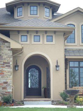 17 best images about exterior paint on pinterest exterior colors spanish and exterior paint - Metal paints exterior plan ...