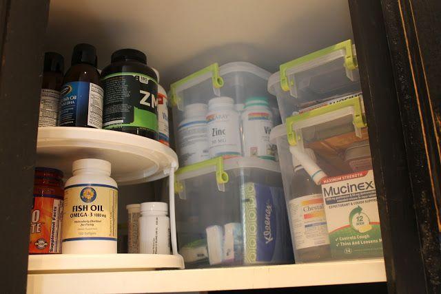 Best Way To Organize Medicine Cabinet