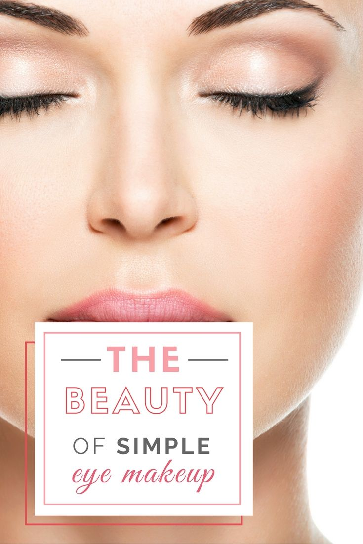 The Beauty Of Simple Eye Makeup>> http://declarebeauty.com/makeup/simple-eye-makeup/