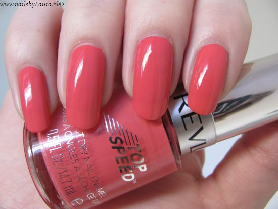 Guava Top Speed Revlon The Perfect Shade For Summer A