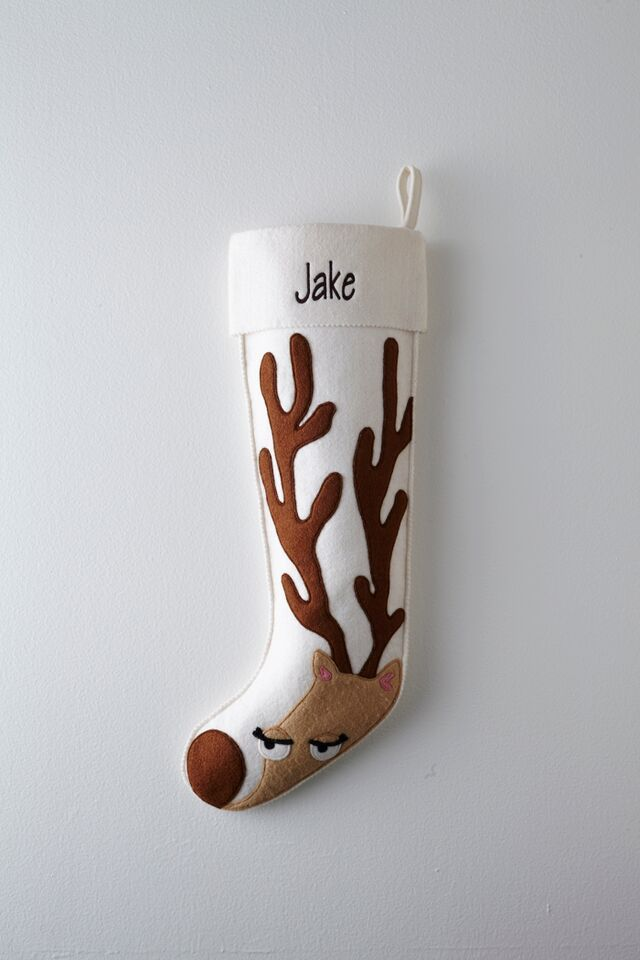 34 best Christmas stockings images on Pinterest   Boots, Garnet ...