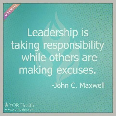 Do not waste time on excuses if they are not excuses to act!
