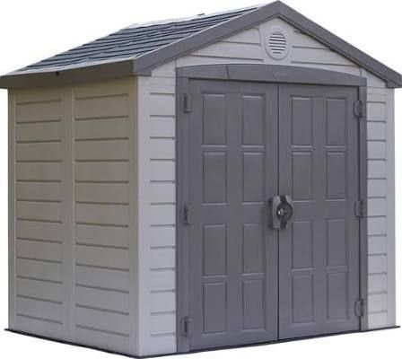 resin shed