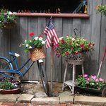 Pedals & Petals-Garden Bikes Album