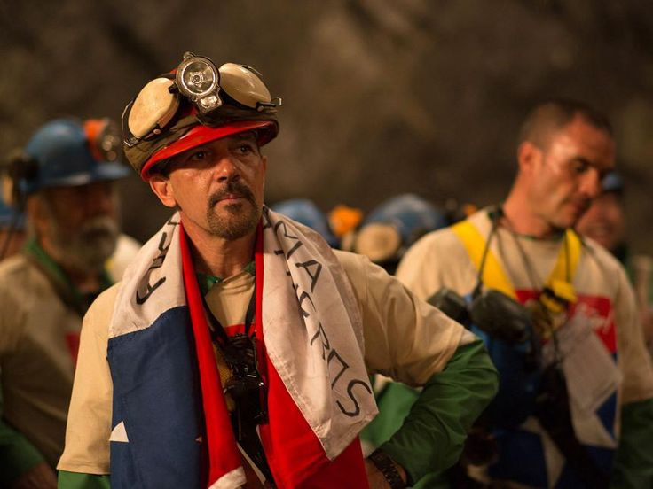 Watch: Official Trailer for Chilean Miner Drama THE 33