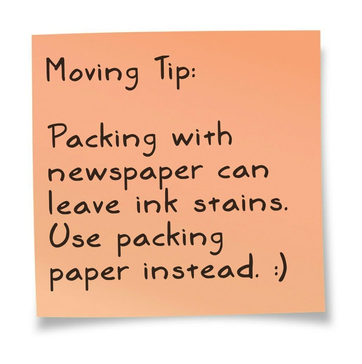moving tips moving tips #moving #tips This sticky note courtesy of @Pinstamatic (http://pinstamatic.com)