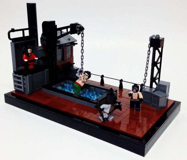 Lego Batman Arkham Knight: Lego Custom Minifigs & Sets