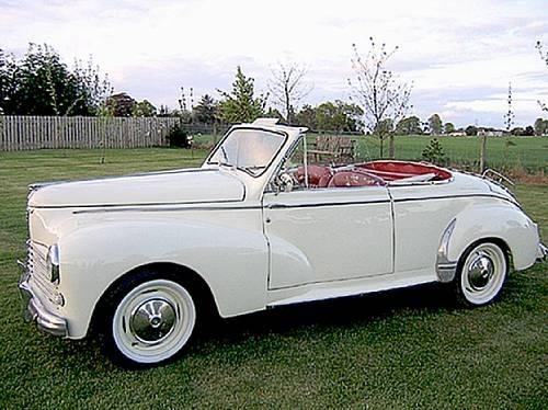 My dad's car, Peugeot 203 Convertible 1950.