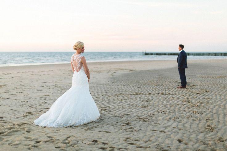 Hochzeit in Domburg an der Nordsee • Ela & Tim - Paul liebt Paula   Hochzeitsfotograf Berlin