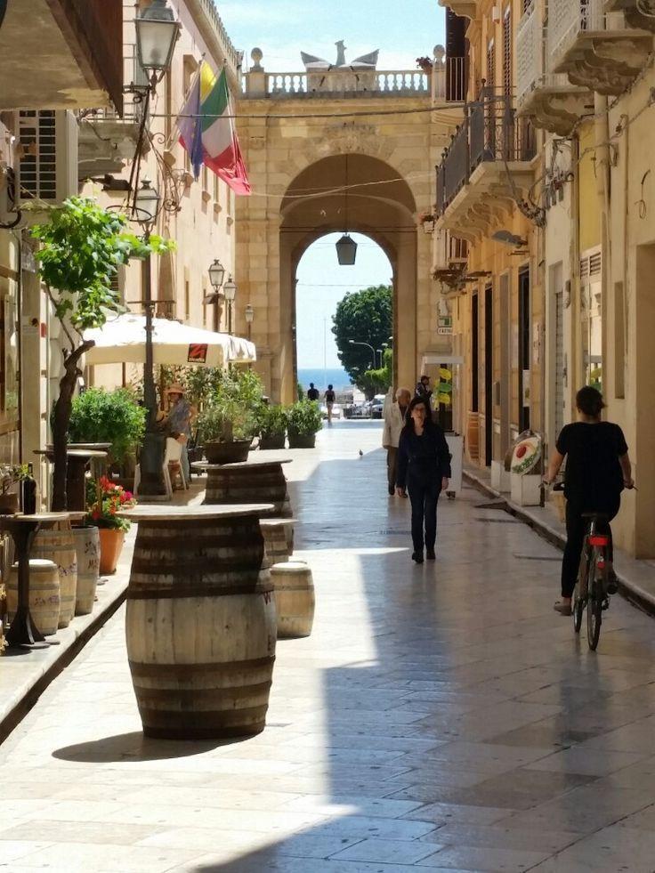 Italy Travel Inspiration - Marsala - Sicily - Italy #italytravelinspiration #italylandscape