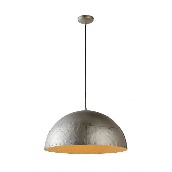 Large Industrial Hammered Dome Light Dome Lighting Lamp Decor Light