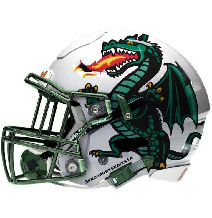 University Alabama Birmingham Blazers Riddell SpeedFlex concept football helmet
