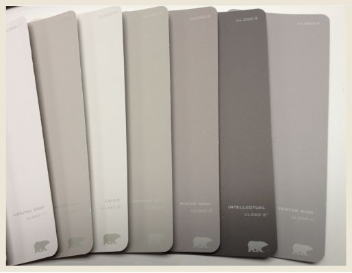 A few more favorites from the BEHR PREMIUM PLUS® Paint and BEHR PREMIUM PLUS ULTRA® Paint palettes available at The Home Depot®! - See more at: http://colorfullybehr.com/index.php/perfect-shades-of-gray/#sthash.anLn0Kar.dpuf
