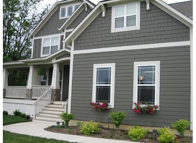 Exterior Paint Colors At Lowes | Home Painting