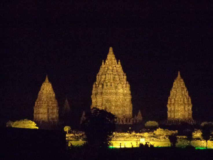 Candi Prambanan (Prambanan Temple) in Sleman, DI Yogyakarta