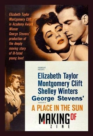 Making of: Un lugar en el sol (1951):