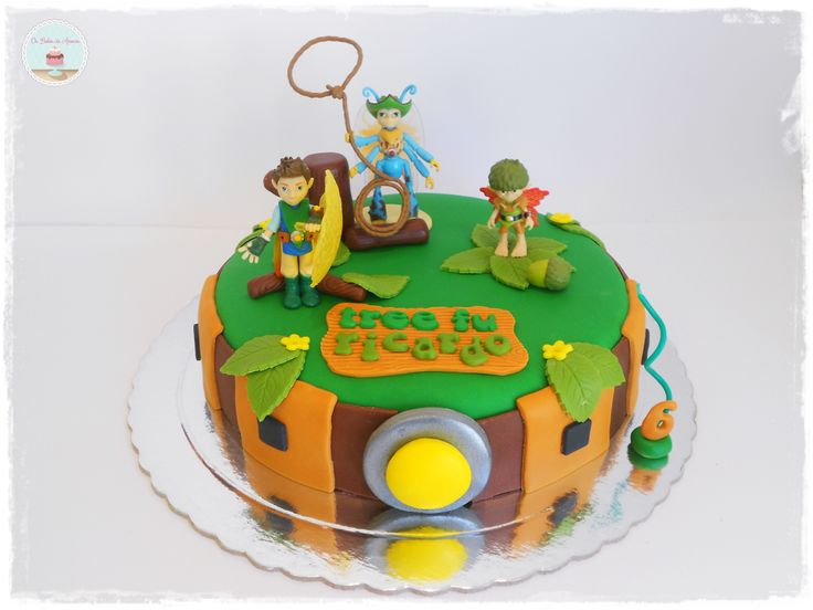 Tree Fu Tom Cake Ideas