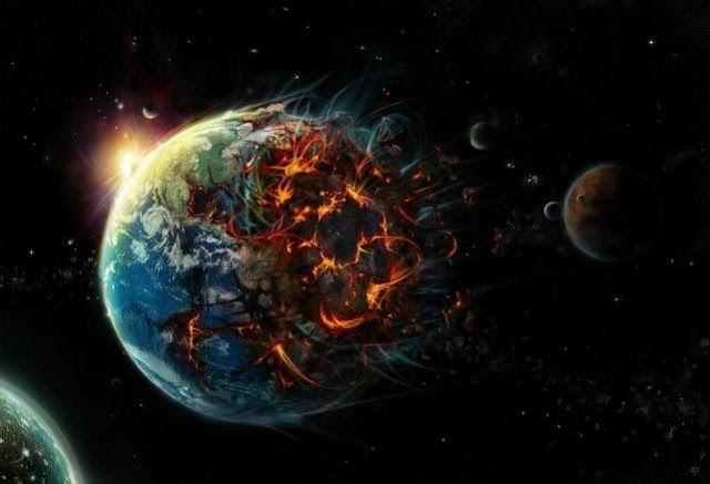 Mundo Curioso : Formas en las que puede llegar el fin del mundo