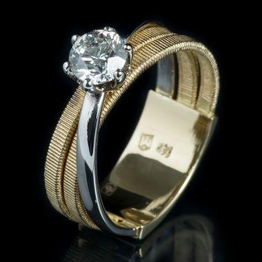 Кольцо с бриллиантом YKRS-L1486-E11