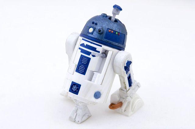 Photo By patrykdzido | Pixabay   #robot #starwars #tech #robotics #technology