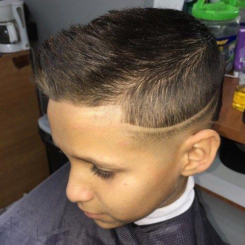 Haarmuster jungs