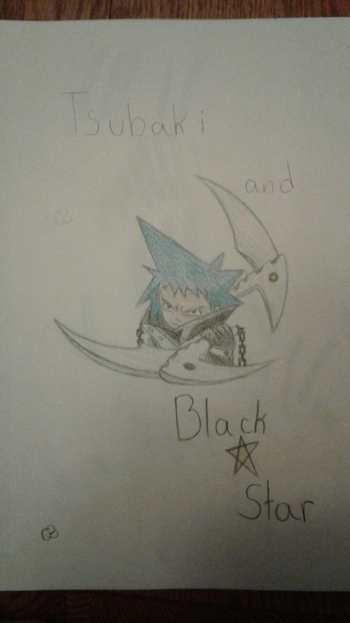 Black star from Soul eater