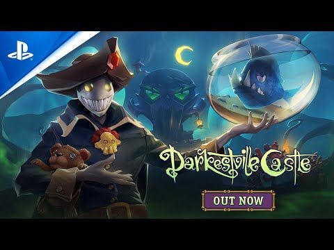 Playstation Darkestville Castle Release Trailer Ps4 Tv Commercial 2020 In 2020 Best Indie Games Funny Character Incredible Cartoon