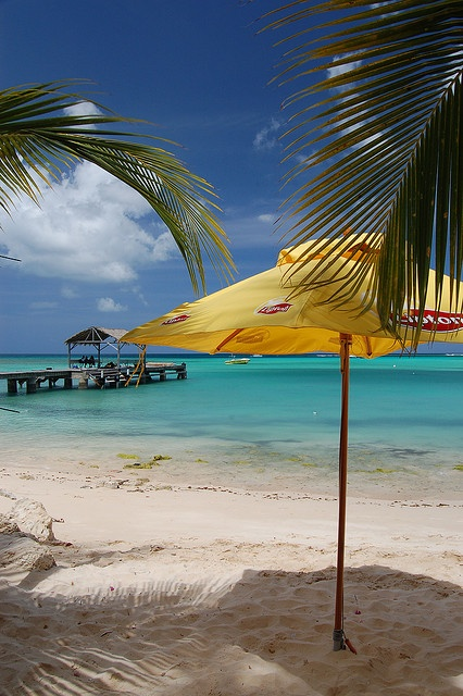 Pigeon Point Beach, #Trinidad and #Tobago - Trinidadism Island in the Sun & The Home Of Pan - Gary Trotman @Steelasophical UK Steel Band http://www.steelband.co.uk/west-indies #travel