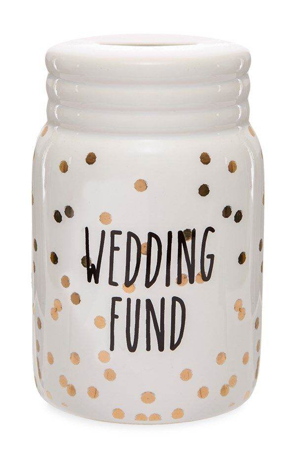 Wedding Fund Money Jar 5 Wedding Fund Wedding Money Money Jars