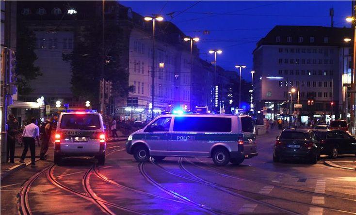 Δημιουργία - Επικοινωνία: Τρόμος στο Μόναχο - νεκροί και τραυματίες από πυρο...