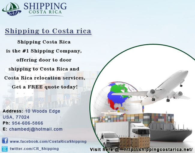 Are you looking the best Packages of Shipping to Costa in Rica?. You won't know but rather the dependable organizations will take total consideration of your things. On the off chance that you need to migrate your assets, you ought to consider picking their Shipping to Costa Rica packages.