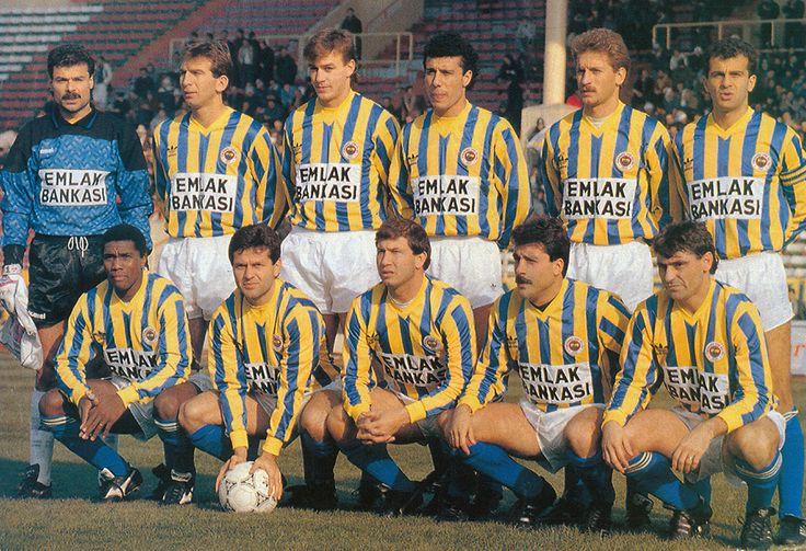 Fenerbahce SK 91-92