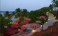 Cambay Palm Lagoon - Kollam Outer View