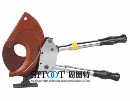 J-95 Ratchet Cable Cutter-Hydraulic Tools Suppliers China,hydraulic crimping tools,Ratchet Cable Cutter,hydraulic gear puller,steel cutter,cable cutter,punch machine,hole digger-SITUTE(SITOOT)TOOLS