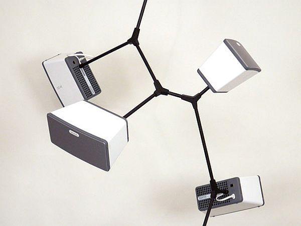 Soundalier creates an acoustically refined environment