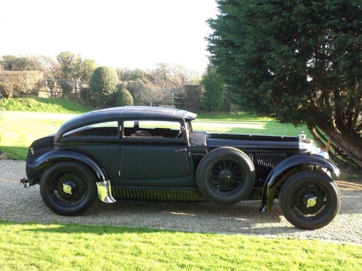 "1951 Bentley Speed-Six ""Blue Train"" by Racing Green Engineering, EZ"