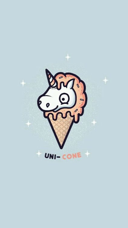 unicorn lockscreen | Tumblr