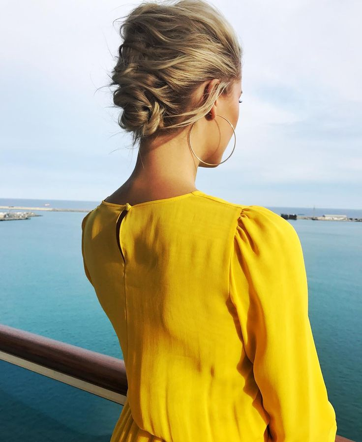 "64.7k Likes, 283 Comments - Lena Gercke (@lenagercke) on Instagram: ""Love this hair styling by @benjamin_becher """