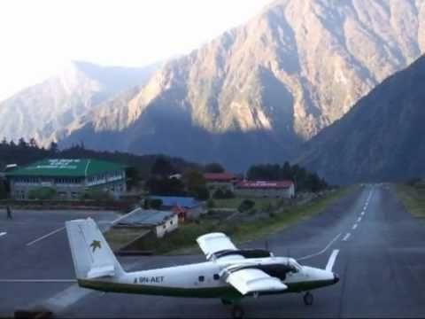 landing crash