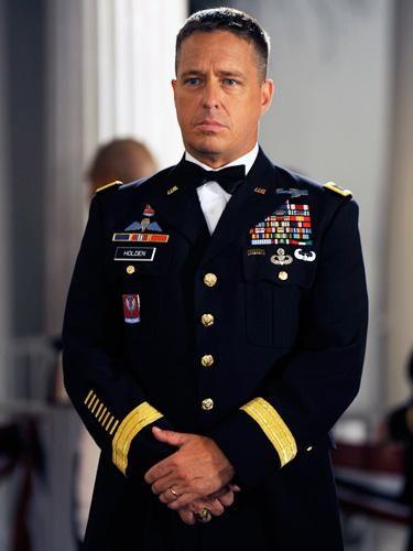 Major General Michael James Holden - Brian McNamara