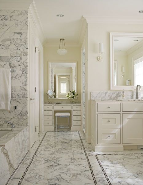 on the bathroom floor marble bathroom with border bathrooms badrum hem 19796 | 614c22494f25e19796ce7dafc0f9885f gray bathroom vanities white marble bathrooms