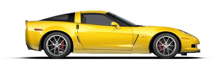 2012 Corvette Z06 - Yes, it's street legal, we promise!